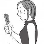 抜け毛の本数ってどれくらい?原因と解決法、抜け毛からの脱却!