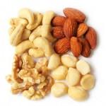 ナッツで治す!女性の体調不良はスーパーパワーのナッツにおまかせ!